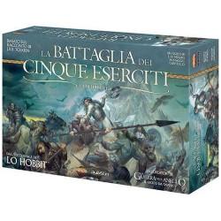 LO HOBBIT LA BATTAGLIA DEI CINQUE ESERCITI gioco di miniature in italiano