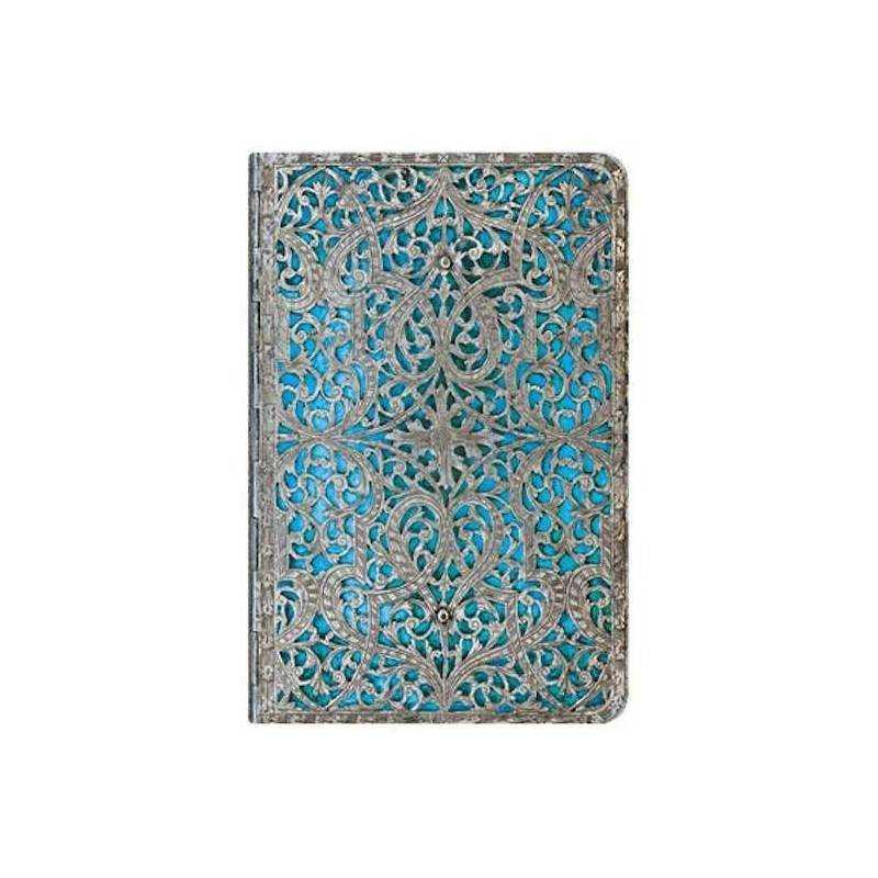 Diario a righe BLU MAYA CLASSIC mini cm 10x14 - PAPERBLANKS