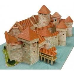 CASTELLO DI CHILLON Svizzera kit di modellismo Aedes Ars 1012 mattoni ceramica