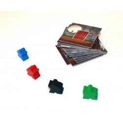 MOSTRILLI gioco da tavolo facile per bambini dai 5 anni