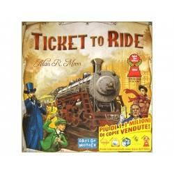 Ticket to Ride italienische Ausgabe