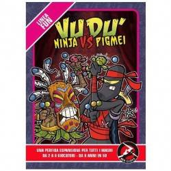 Espansione VUDU' NINJA VS PIGMEI Italiano GIOCO di magia party game vudù