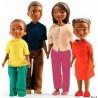 FAMIGLIA MILO E MILA casa delle bambole accessorio Djeco DJ07813 Mon petit home