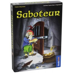 SABOTEUR edizione italiana