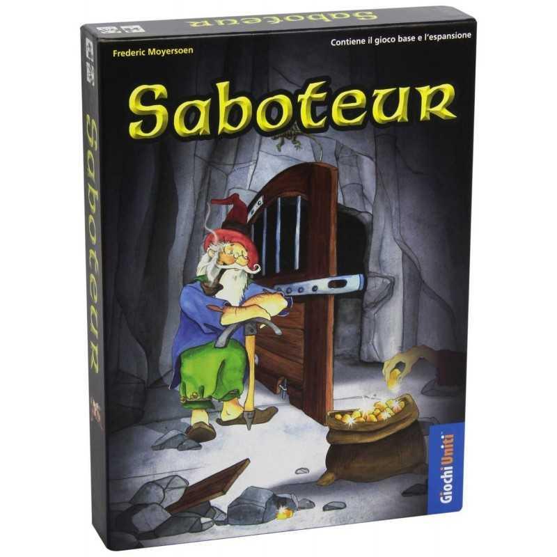 SABOTEUR Italian Edition