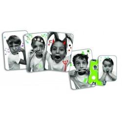 GRIMACES gioco di carte Djeco Smorfie DJ05169