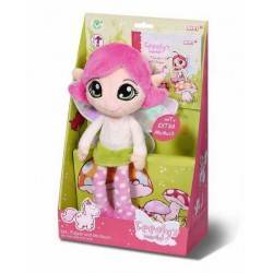 BAMBOLA FEEOLY e MINI LIBRO ITALIANO fata 30cm NICI doll and book set Waldmuller