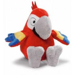 PAPPAGALLO CON SUONI Waldmuller PELUCHE NICI uccello 25 cm pupazzo bambola