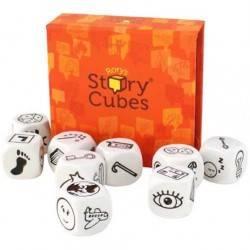 STORY CUBES arancione RORY'S gioco di dadi canta storie RACCONTARE FAVOLE età 6+