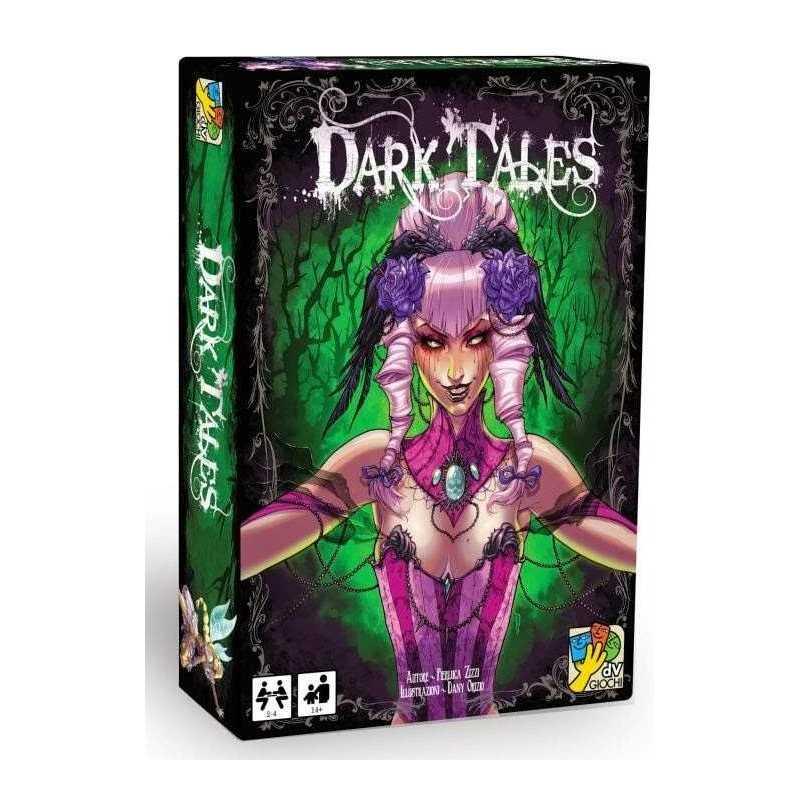 DARK TALES edizione italiana gioco di carte NARRAZIONE dvgiochi CANTA STORIE