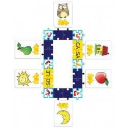 SILLABANDIA gioco educativo parole alfabeto sillabe età 4+ Creativamente