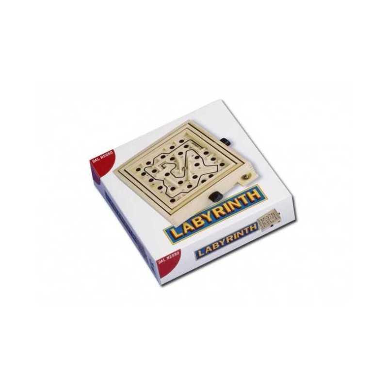 DAL NEGRO dalnegro LABYRINTH gioco DA 6 ANNI IN SU labirinto in legno