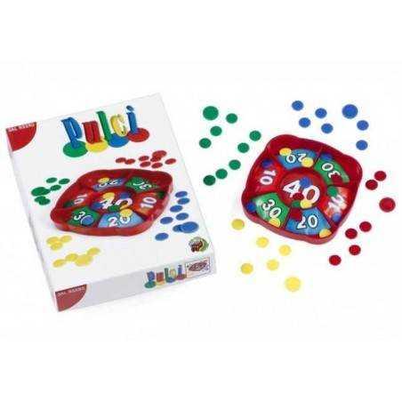 DAL NEGRO dalnegro PULCI pulce DA 5 ANNI IN SU da 2 a 4 giocatori gioco abilità
