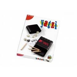 DAL NEGRO dalnegro YATZI Yahtzee 10 ANNI + gioco di dadi portatile