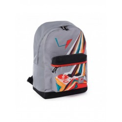 COVER BACKPACK The Double SEVEN per zaino scuola GRIGIO 24 litri INTERCAMBIABILE