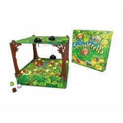 SPINDERELLA gioco da tavolo di corsa e di fortuna per bambini dai 6 anni Zoch