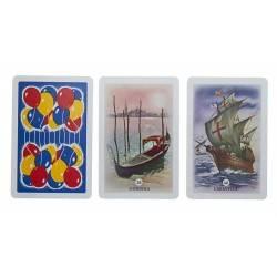 MERCANTE IN FIERA classico gioco di carte per famiglie Dal Negro