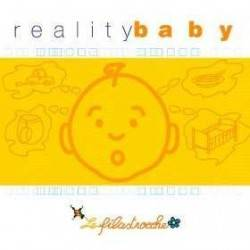 CD REALITY BABY musica per bambini COCCOLE SONORE CANZONI DEL NIDO