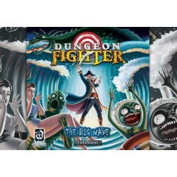 LA GRANDE ONDA Espansione per DUNGEON FIGHTERS Cranio Creations ITALIANO gioco