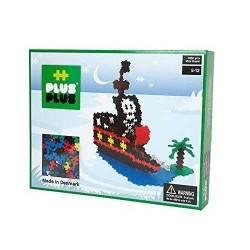 MINI BASIC 1060 pezzi NAVE PIRATA PLUSPLUS gioco modulare costruzioni