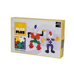 MIDI BASIC 50 pezzi PLUSPLUS gioco modulare costruzioni età 1-5