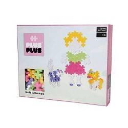 MIDI PASTEL 150 pezzi PLUSPLUS gioco modulare costruzioni età 1-5 pastello
