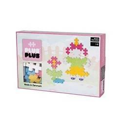 MIDI PASTEL 50 pezzi PLUSPLUS gioco modulare costruzioni età 1-5 pastello