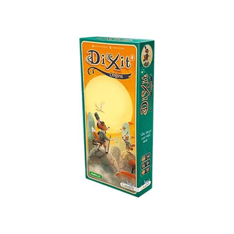 Dixit 4 expansion for Dixit and Dixit Odissey