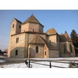 Abbatiale of Ottmarsheim