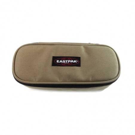 ASTUCCIO Eastpak OVAL tasca interna con zip e divisoria porta penne BEIGE
