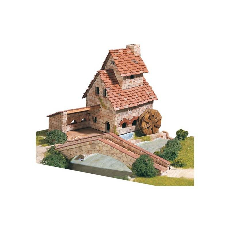 Forja mit Puente-Wassermühle