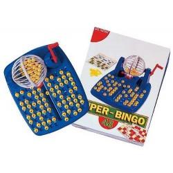 SUPER BINGO 48 TOMBOLA con cartelle e palline DAL NEGRO dalnegro DA 6 ANNI
