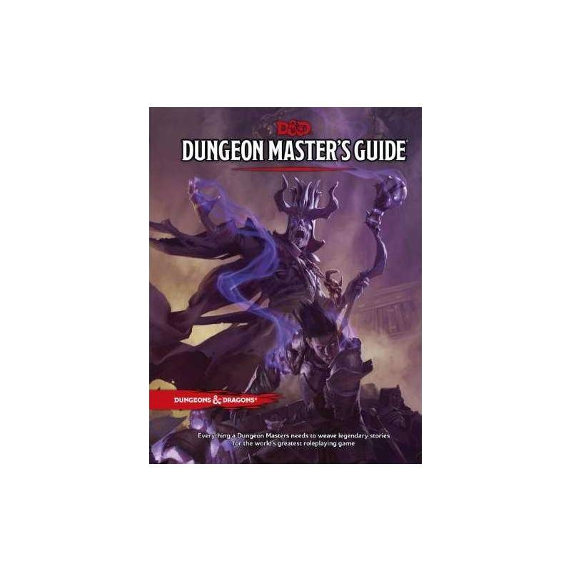 DUNGEONS & DRAGONS Dungeon Master's Guide 5a V EDIZIONE in inglese