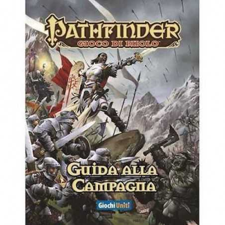 PATHFINDER gioco di ruolo GUIDA ALLA CAMPAGNA Edizione Italiana