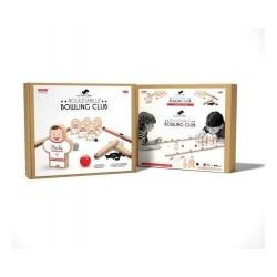 ROULETABILLE gioco in legno BOWLING CLUB made in france BIGLIE età 4+