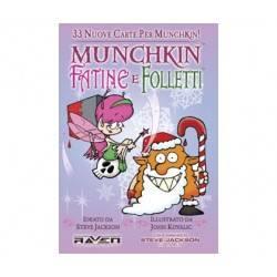 Munchkin fées et lutins : expansion