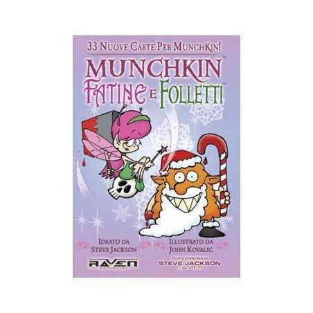 Munchkin Fatine e Folletti: espansione