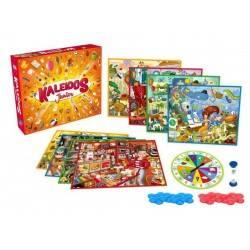 KALEIDOS JUNIOR Oliphante ETA' 4+ gioco da tavolo PARTY GAME 2-12 giocatori OSSERVAZIONE