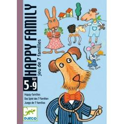 Happy Family - giochi di carte Djeco