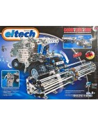 Metal constructions EITECH and PRICO