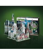 Puzzle 3D Wrebbit