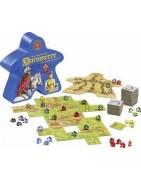 Brettspiele - Dosenspiele - Brettspiele - Kartenspiele