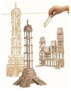 Bâtiments en bois et en métal pour enfants