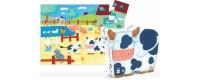 Puzzle Djeco e Ravensburger fino a 500 pezzi (per bambini)