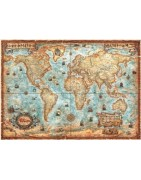 Puzzle adulte - 1000 2000 3000 4000 pièces Ravensburger