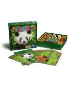 Familien-Brettspiele - Dosenspiele für Kinder