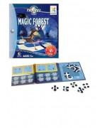 Einsame magnetische Reisespiele und tragbare Kartenspiele