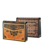 Paperblanks boxes and document holders