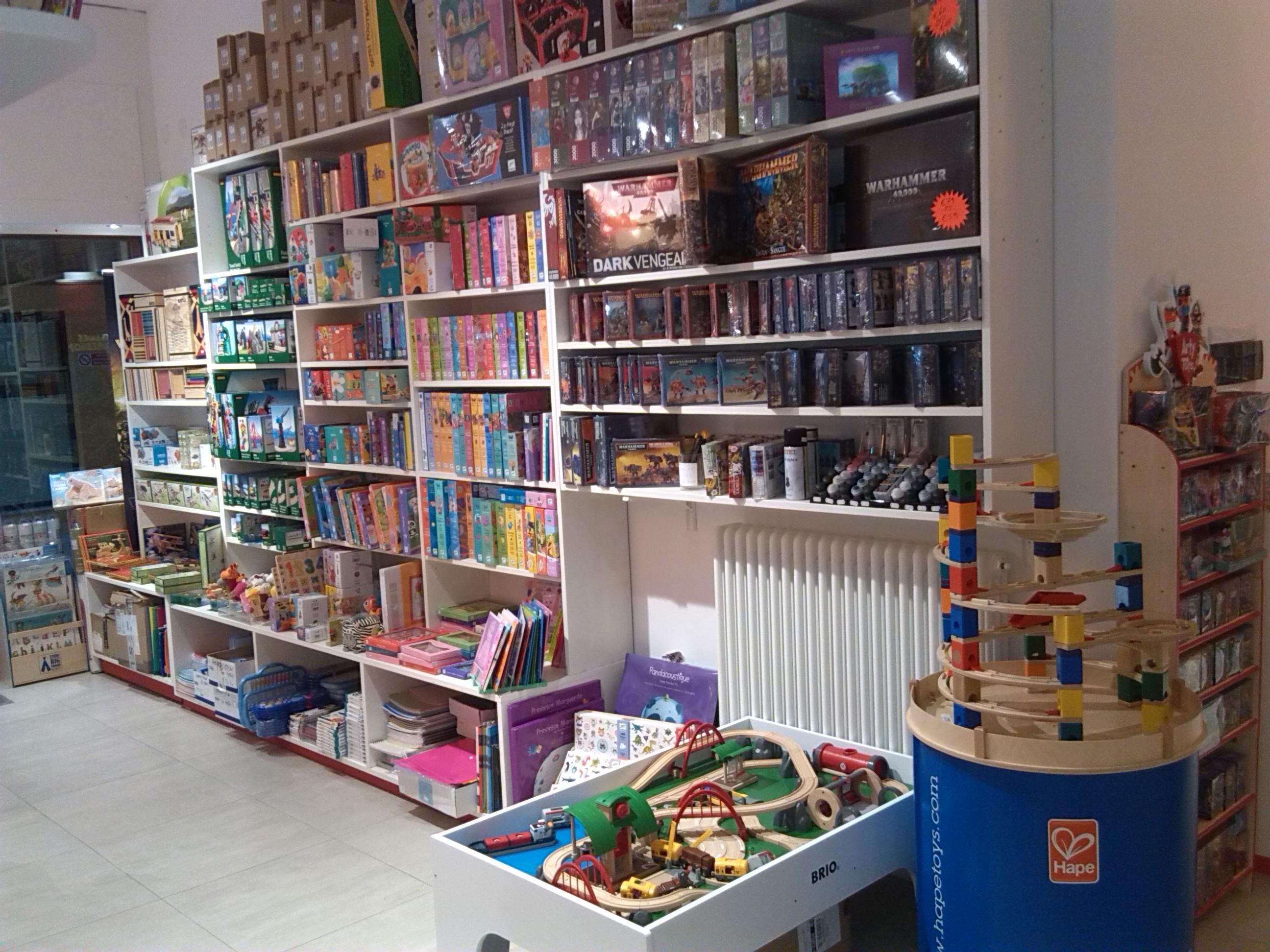 Giochi e giocattoli alla Giocolibreria Semola