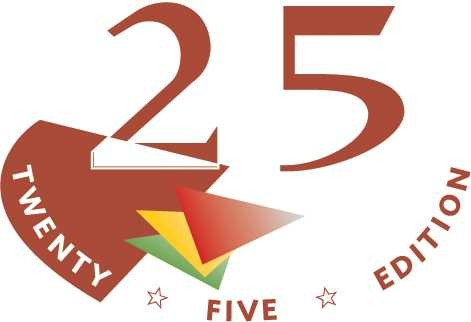 Twnty Five editions